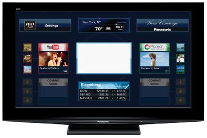 PanasonicVieraCastTV