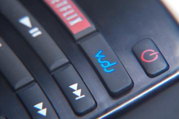 Vizio Vudu button